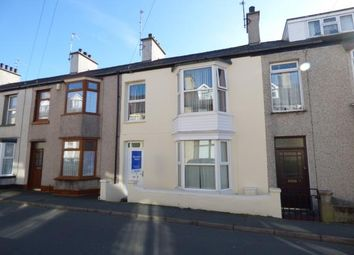 Thumbnail 2 bedroom terraced house for sale in Maeshyfryd Road, Holyhead, Sir Ynys Mon