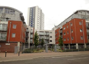 Thumbnail 2 bed flat to rent in Wolsey Street, Cardinal Park, Ipswich