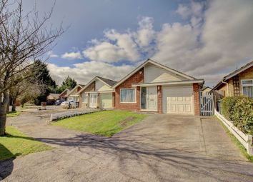 Thumbnail 3 bed detached bungalow for sale in Penman Close, Chiswell Green, St.Albans