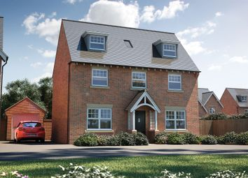 """Thumbnail 4 bed detached house for sale in """"The Landguard"""" at Taunton Road, Wellington"""