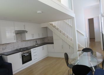 Thumbnail 2 bed flat to rent in Anson Road, Willesden Green, London