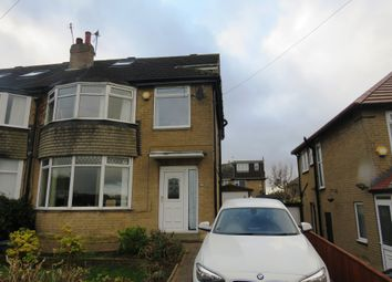 Thumbnail 4 bed semi-detached house for sale in Austhorpe Lane, Leeds