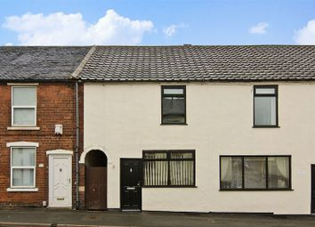 Thumbnail 2 bed terraced house for sale in High Street, Chasetown, Burntwood