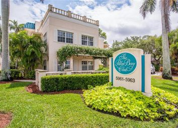 Thumbnail 2 bed town house for sale in 5961 Midnight Pass Rd #307, Sarasota, Florida, 34242, United States Of America