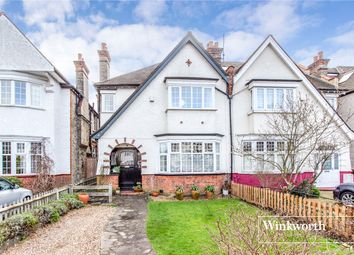 Thumbnail 4 bed semi-detached house for sale in Manor View, Finchley, London