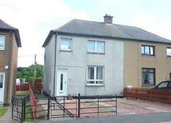 Thumbnail 2 bed semi-detached house for sale in Anderson Street, Kelloholm, By Sanquhar