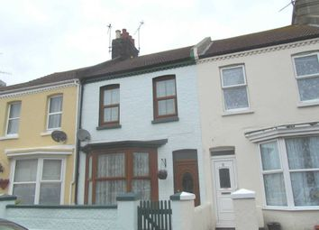 Thumbnail 2 bed terraced house for sale in Eshton Road, Eastbourne