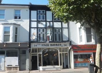 Thumbnail Retail premises for sale in 14 Pevensey Road, Eastbourne, East Sussex