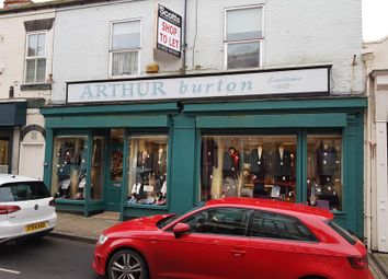 Thumbnail Retail premises to let in 41-43 Seaview Street, Cleethorpes