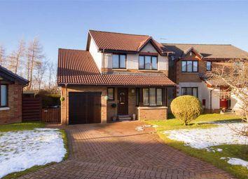 Thumbnail 4 bed detached house for sale in Cromalt Place, Lindsayfield, East Kilbride
