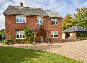 Thumbnail 5 bedroom detached house for sale in Hillcrest, London Road, Shadingfield, Beccles, Suffolk