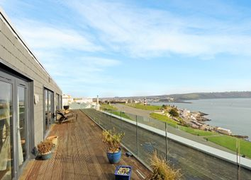 Thumbnail 4 bed flat for sale in Cliff Road, Plymouth