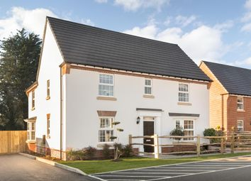 "Thumbnail 4 bed detached house for sale in ""Layton"" at Hook Lane, Aldingbourne, Chichester"