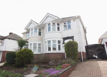 Thumbnail 3 bedroom semi-detached house for sale in Omar Road, Coventry