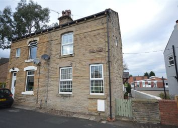 Thumbnail 2 bed semi-detached house for sale in Queen Street, Carlton, Wakefield, West Yorkshire