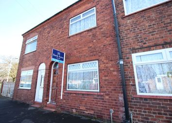Thumbnail 2 bed terraced house for sale in Worthing Street, Northwich