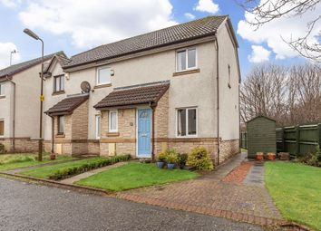 Thumbnail 2 bedroom end terrace house for sale in 104 The Murrays Brae, Liberton
