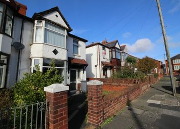 Thumbnail 3 bedroom semi-detached house for sale in Blenheim Avenue, Blackpool, Lancashire