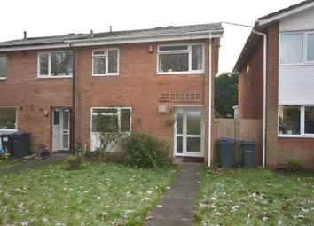 Thumbnail 3 bed town house for sale in Chancellors Close, Edgbaston, Birmingham