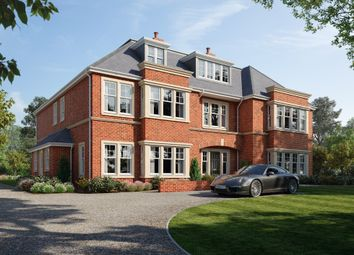 Thumbnail 2 bed flat for sale in Green Lane, Cobham