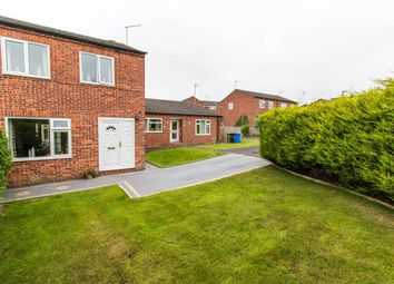 Thumbnail 2 bed semi-detached house for sale in Shirley Close, Chesterfield
