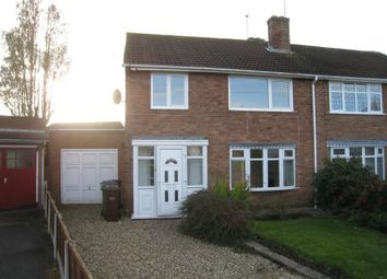 Thumbnail 3 bed semi-detached house to rent in Uplands Road, Willenhall