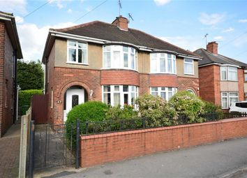 Thumbnail 3 bed semi-detached house for sale in Dannah Street, Butterley, Ripley