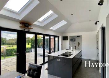 Thumbnail 3 bed semi-detached bungalow for sale in Pollards Close, Goffs Oak, Waltham Cross