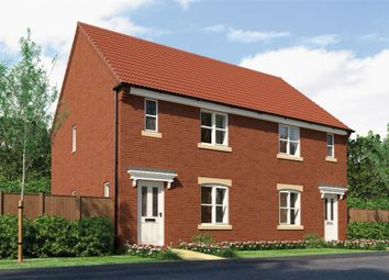 "Thumbnail 3 bed semi-detached house for sale in ""The Hurston"" at Redcar Lane, Redcar"