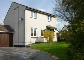 Thumbnail 4 bed detached house to rent in Harveys Close, Chudleigh Knighton, Chudleigh, Newton Abbot