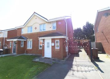 Thumbnail 3 bed semi-detached house for sale in Amethyst Close, Litherland, Liverpool