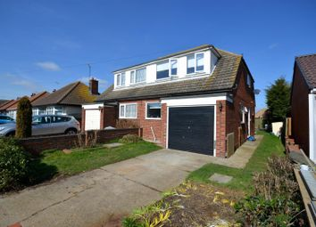 Thumbnail 3 bed semi-detached house for sale in Bockings Grove, Clacton-On-Sea