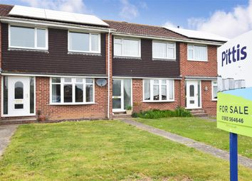 Thumbnail 3 bed terraced house for sale in Binstead Lodge Road, Binstead, Ryde, Isle Of Wight