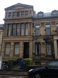 1 bed flat to rent in Oakfield Avenue, Glasgow G12