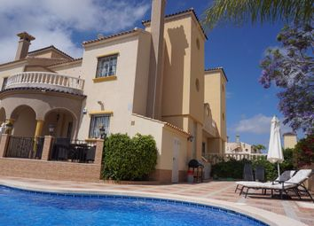 Thumbnail 3 bed town house for sale in Lomas De Cabo Roig, Orihuela Costa, Spain