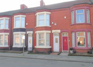 Thumbnail 3 bed terraced house to rent in Bedford Road, Walton, Liverpool