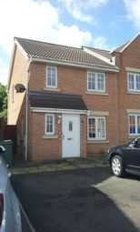 Thumbnail 3 bed terraced house to rent in Alken Close, Wellingborough