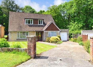 Thumbnail 3 bed detached bungalow for sale in Glendale Close, Wootton Bridge, Ryde, Isle Of Wight