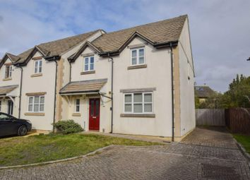 Thumbnail 3 bed semi-detached house for sale in Beaufort View, Luckington, Chippenham