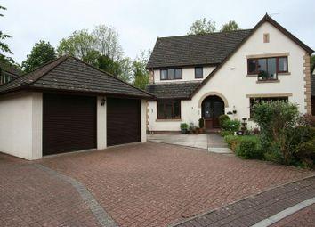 Thumbnail 5 bedroom detached house for sale in Clos Llanfair, Wenvoe, Cardiff