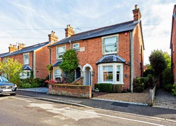 Thumbnail 3 bed semi-detached house for sale in Church Road, Ascot