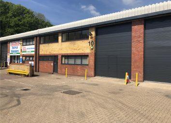 Thumbnail Warehouse to let in Unit 10 Saracen Industrial Estate, Mark Road, Hemel Hempstead, Hertfordshire