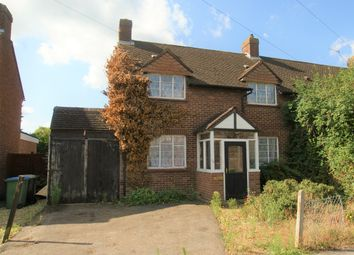 Thumbnail 3 bed semi-detached house for sale in Grange Road, Hersham, Walton-On-Thames