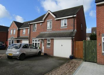 Thumbnail 4 bed property to rent in Avon Way, Hilton, Derby