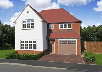 Thumbnail 4 bed detached house for sale in Abbeyfields, Middlewich Road, Sandbach, Cheshire