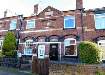 Thumbnail 2 bed terraced house for sale in Old Road, Stone