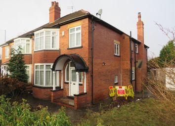 Thumbnail 4 bedroom semi-detached house for sale in Spen Lane, West Park, Leeds