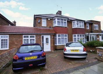 Thumbnail 4 bed semi-detached house for sale in Greengate, Wembley
