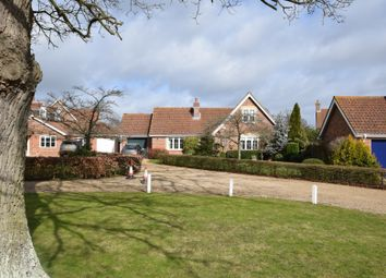 Thumbnail 3 bed detached bungalow for sale in Rixon Crescent, Melton, Woodbridge