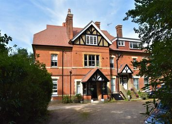 Thumbnail 4 bed flat for sale in Springfield Road, Camberley, Surrey
